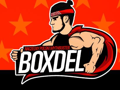 Boxdel - naczelny polski mythbuster