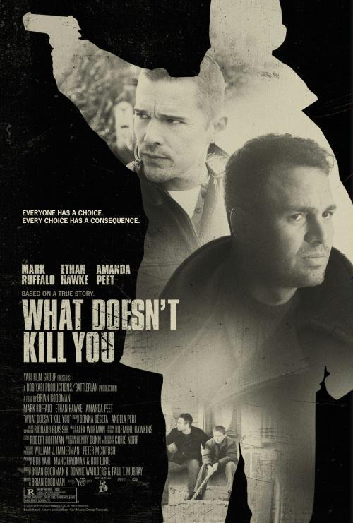 Co cię nie zabije - What Doesn't Kill You (2008) [720p] [HDTV] [XViD] [AC3-H1] [Lektor PL]