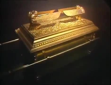 Zaginiona arka z głębi pustyni.  Dokument