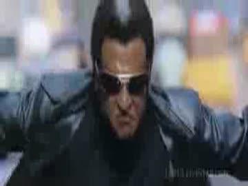 Bollywood - hardcorowa scena akcji