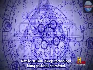 Ancient Aliens Kosmici i III Rzesza cz1z3