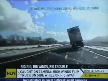 Wypadki tirów i ciężarówek