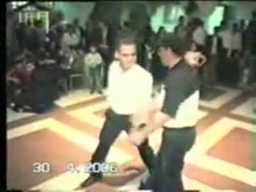 Zabawny taniec arabski :D