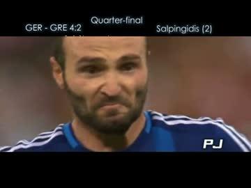 Euro 2012: Wszystkie gole