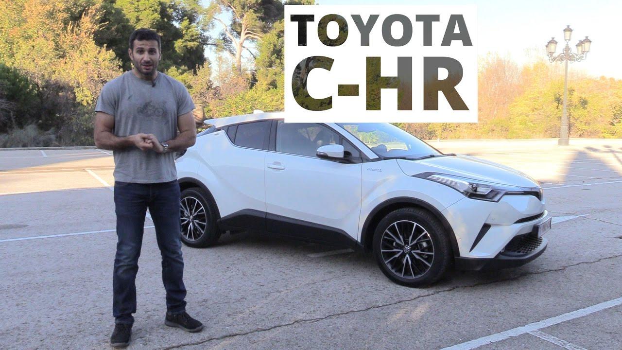 Toyota CHR  pierwszy test AutoCentrum.pl 300  wideo w cda.pl