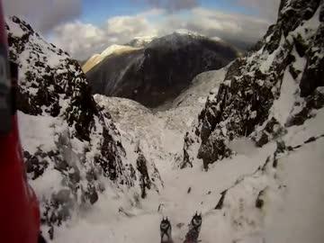 Wspinaczka górska to ryzykowny sport