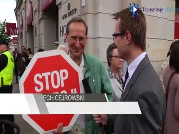Cejrowski niszczy dziennikarza
