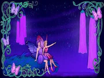 Barbie Mariposa i baśniowa księżniczka - online (2013) Dubbing PL