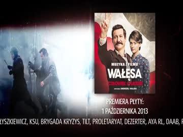 Wałęsa  Człowiek z nadziei  Bogdan Łyszkiewicz - Kocham Wolność