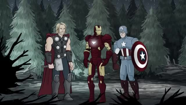 avengers: czas ultrona cda