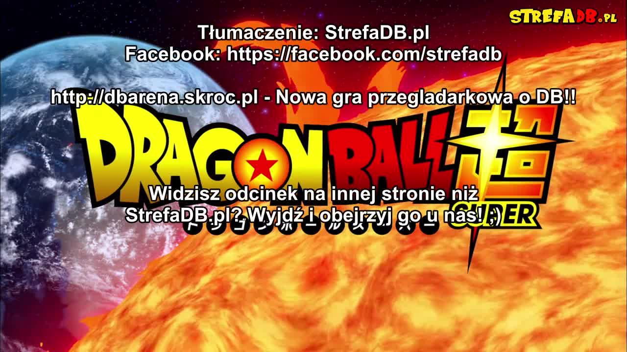 Dragon Ball Super 66 - Rozstrzygająca bitwa! Cudowna moc nieustępliwego wojownika (Napisy PL)