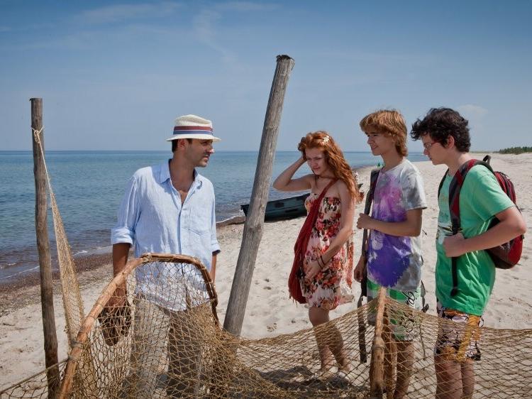 Felix, Net i Nika oraz teoretycznie możliwa katastrofa (2012), Cały film PL