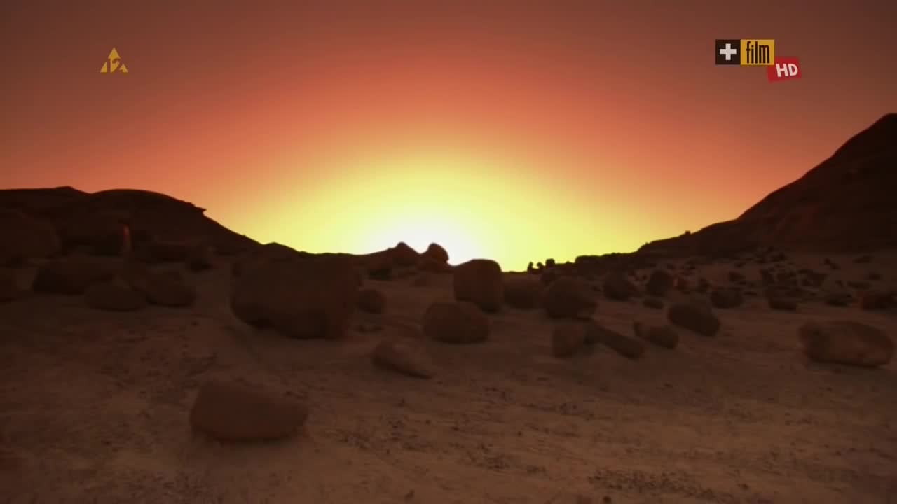 Tajemnice Marsa.  Dokument 720p