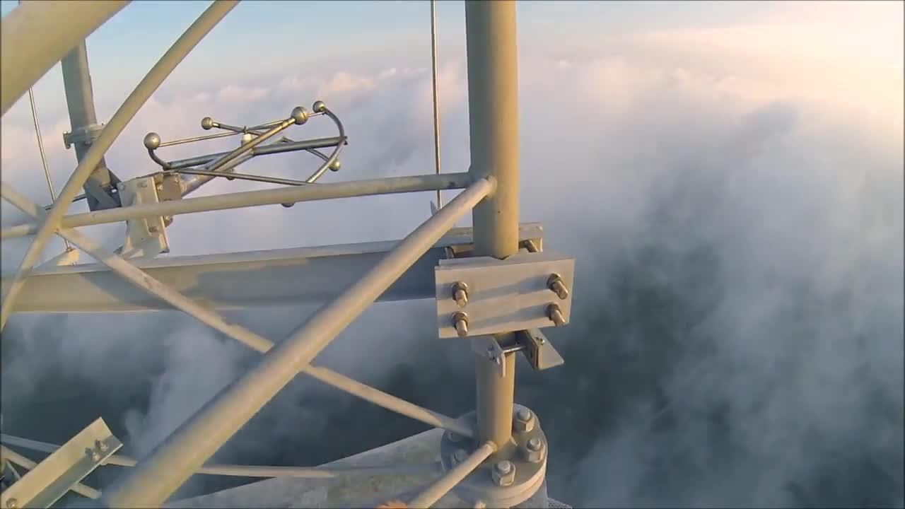 Ekstremalny skok z wieży