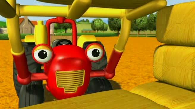 Traktor tom telefon cala bajka wideo w cda pl