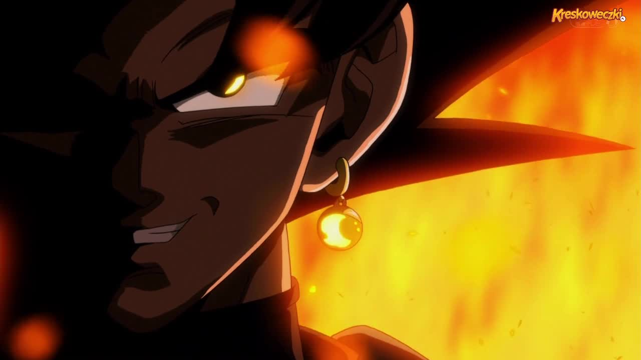 Dragon Ball Super 56 Rewanż Goku Blacka!/Super Saiyanin Rose Wkracza do Akcij