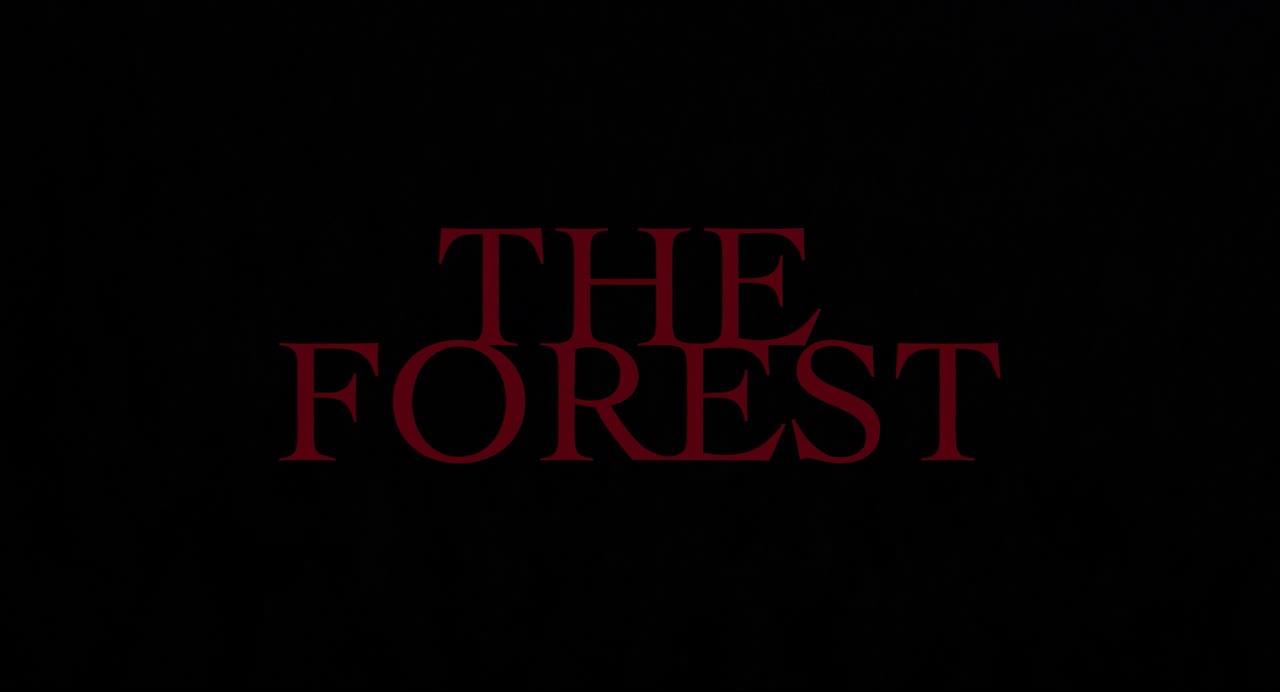 Las Samobójców/The Forest lektor 720p