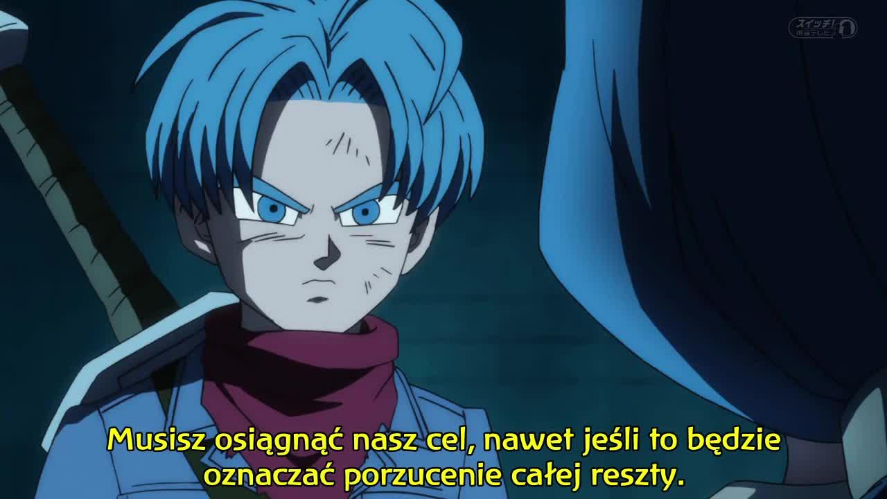 Dragon Ball Super - Odcinek 47 Napisy PL HD