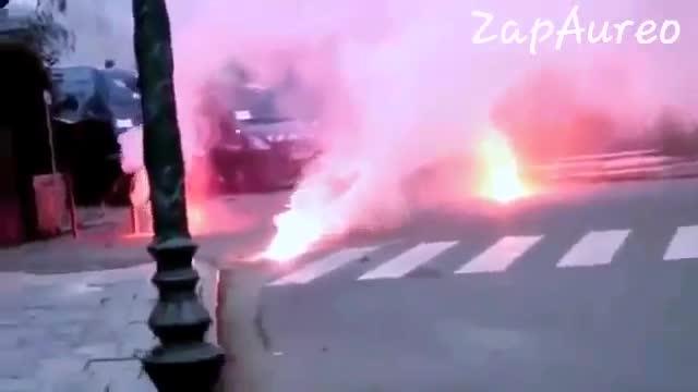 Francja: Policja nie reaguje i udaje, że sytuacja jest stabilna