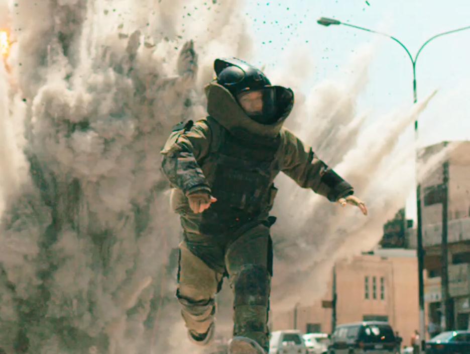 The Hurt Locker.  W pułapce wojny (2008), Lektor PL