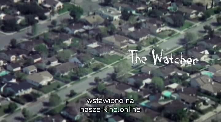 The Watcher (2016) Napisy