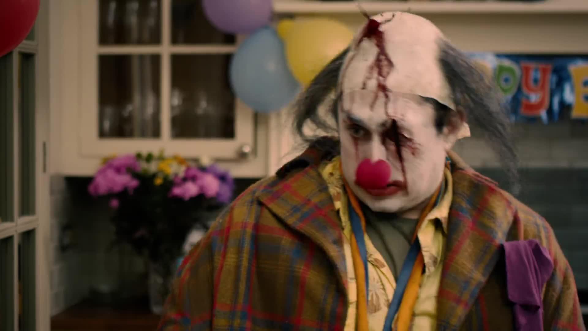 Strzeż się klauna / Stitches (2012) lektor