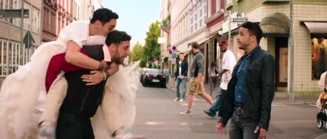 3 Turków i dziecko / 3 Türken & ein Baby (2015) Lektor PL