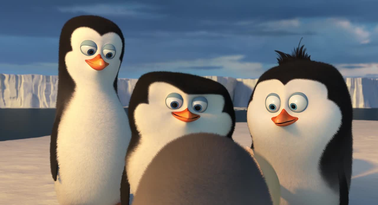 Pingwiny z Madagaskaru (2014) Cały Film - Dubbing HD 720p