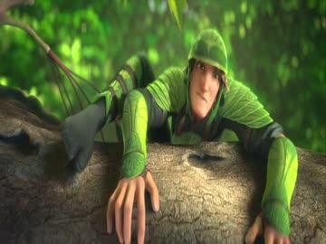 Tajemnica Zielonego Królestwa (2013)