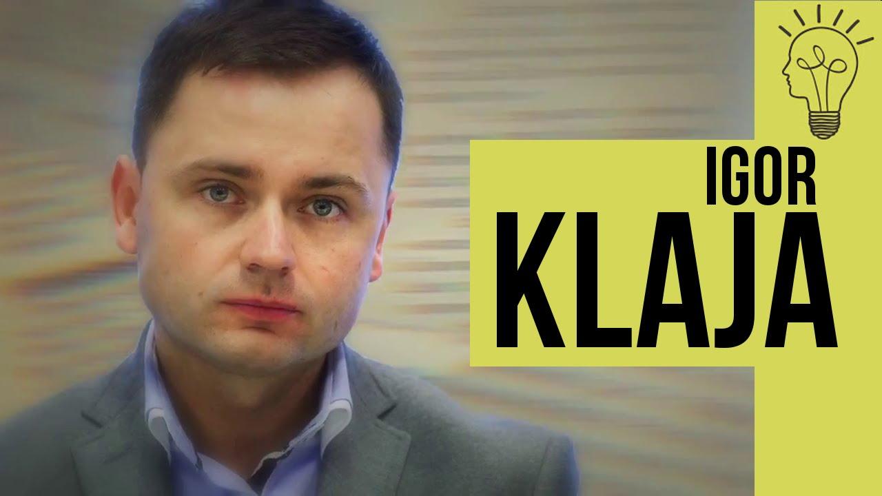 Człowiek, który ubiera polską reprezentację olimpijską - Igor Klaja i marka 4F [BizSylwetki]