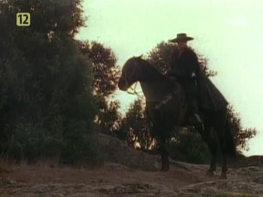 Zorro - Odc. 8 [S01E08] - Narodziny legendy [1]