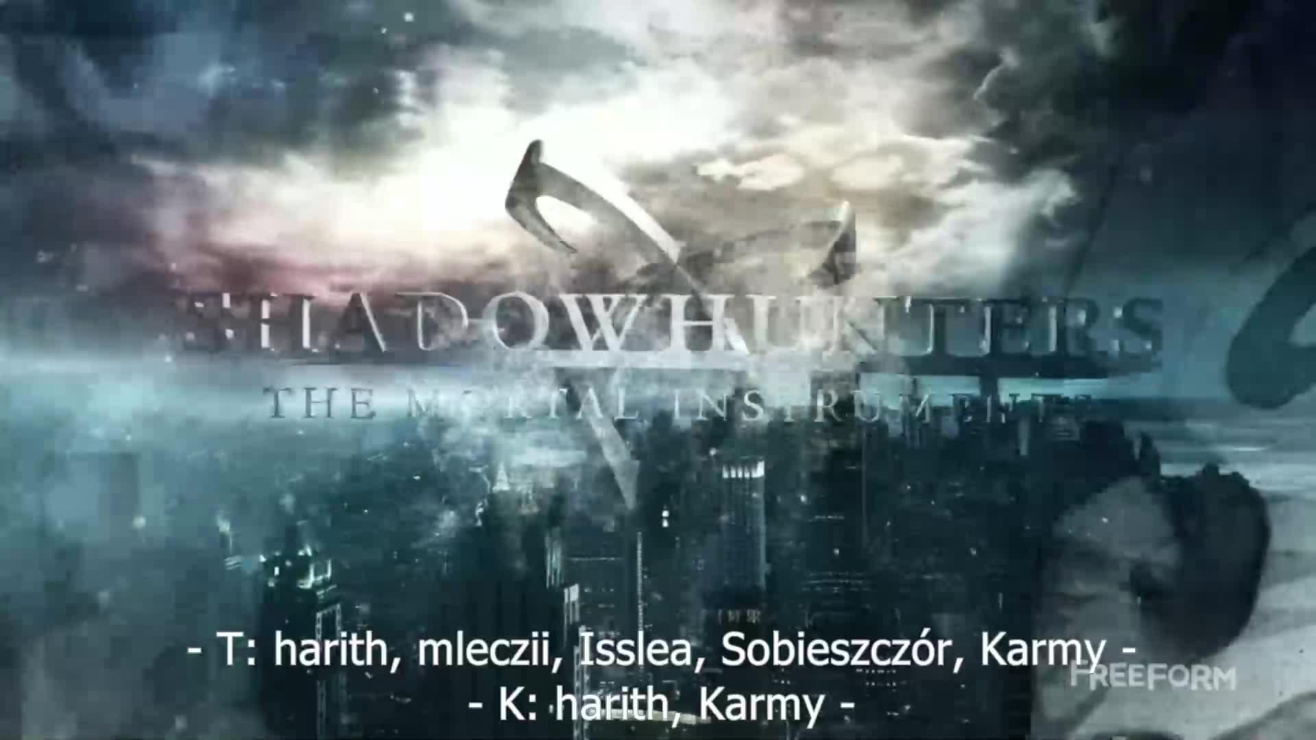 Shadowhunters - S01E09 Napisy PL 720p [2016] 1080p