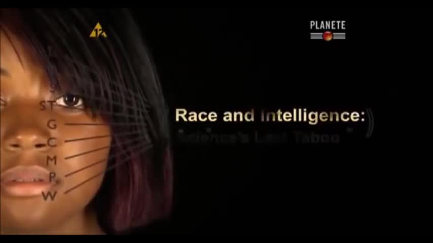 Rasa a inteligencja.  Ostatnie naukowe tabu Lektor PL