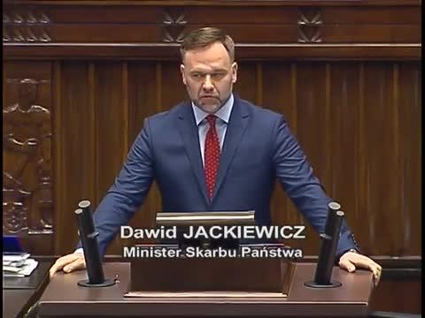 Audyt po Platformie: Minister Jackiewicz Masakruje PO oraz PSL
