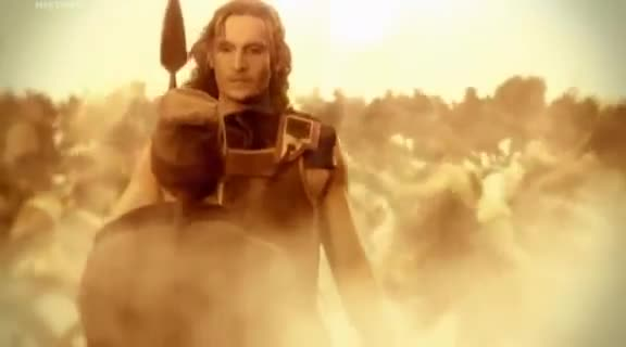 Bitwy starożytności.  Aleksander- pan wojny.  Dokument
