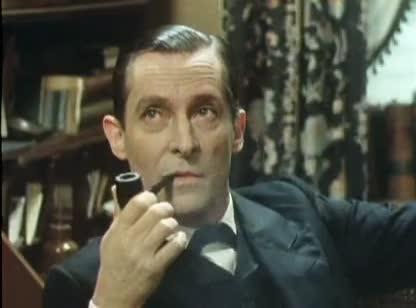 Przygody Sherlocka Holmesa - Odc. 9 - Grecki tłumacz