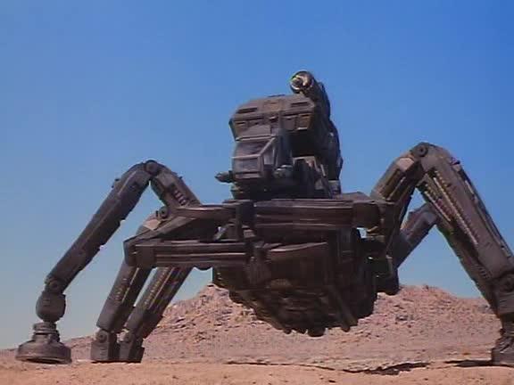 Wojny robotów / Robot Wars (1993) PL