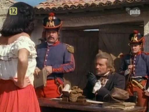 Zorro - Odc. 9 [S01E09] - Narodziny legendy [2]