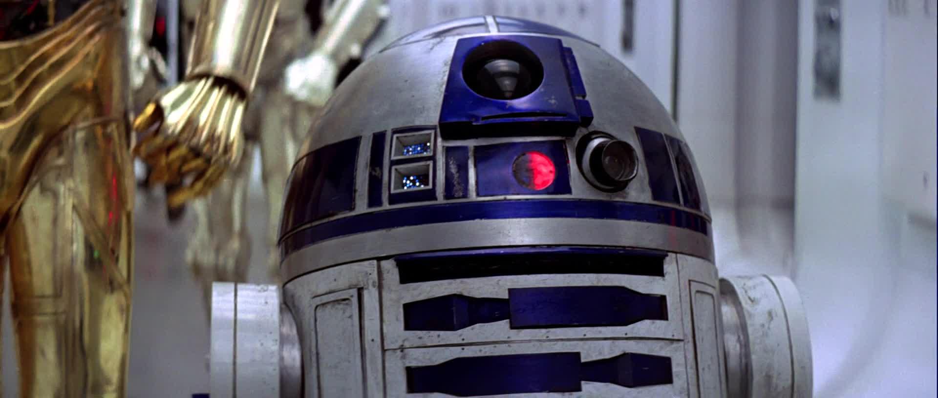Gwiezdne Wojny: Część IV - Nowa nadzieja - Star Wars: Episode IV - A New Hope