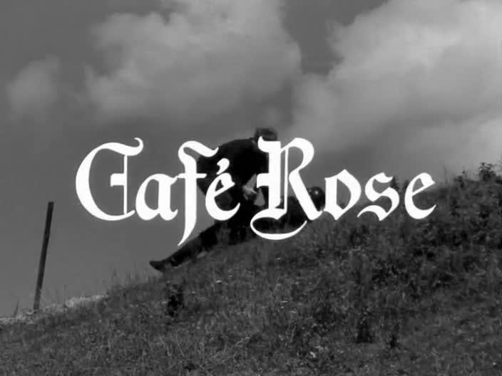 Stawka większa niż życie - Odc. 4 - Café Rose