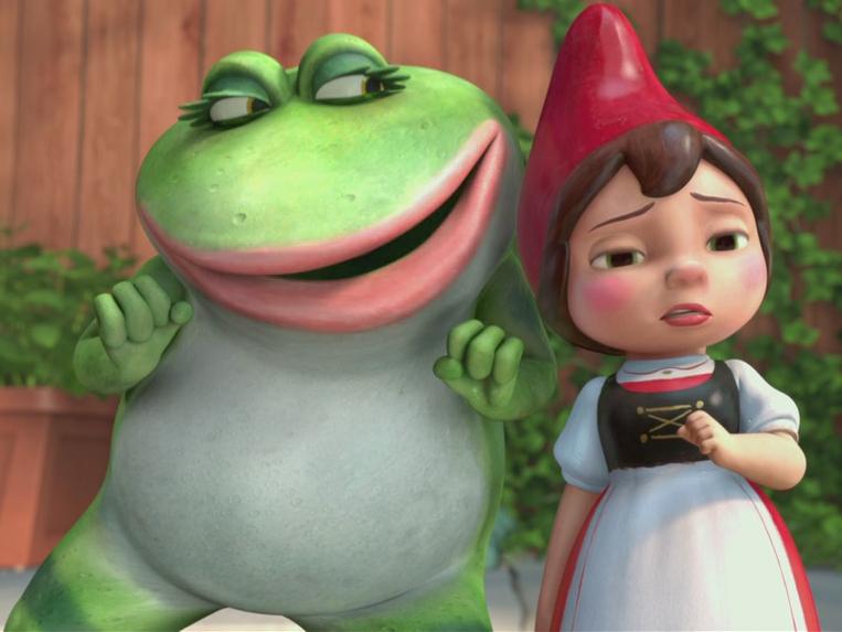 Gnomeo i Julia (2011) Dubbing PL