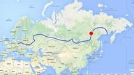 Autostopem na Kołymę - Solovyevsk (odc. 24)