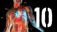 Dziś przedstawię wam 10 rzeczy, których najprawdopodobniej nie wiecie na temat własnego ciała. Czy wiecie dlaczego mamy gęsią skórkę? Który z organów człowieka świetnie się regeneruję i jak wiele filmów moglibyśmy zapisać w naszym mózgu? To nie tylko w tym odcinku!  Sekretny link: https://www.youtube.com/watch?v=dQw4w9WgXcQ  ⓾ ⓽ ⓼… Odliczanie czas zacząć! Dyszka faktów, ciekawostek lub po prostu informacji, które raz cię rozbawią, a kiedy indziej wzruszą do łez. Od teorii konspiracyjnych, przez nietypowe wydarzenia, aż do najdziwniejszych wynalazków.  ☠  KONIECZNIE ZOBACZ MÓJ KANAŁ O HISTORII - https://www.youtube.com/channel/UCui1FNByj0e9FLgb0cvzd2w  ☠  Ⓢ Subskrybuj kanał: https://www.youtube.com/user/topowadycha ⓕ Polajkuj facebooka: http://www.facebook.com/TopowaDychaPL Ⓘ Sprawdź mój Instagram: https://instagram.com/topowadycha/  ☠  Obczaj również najciekawsze PLAYLISTY:  ❶ Historia http://goo.gl/f38lpq ❷ Niecodzienne historie http://goo.gl/qjfudU ❸ Konflikty http://goo.gl/skUwHR   ☠  Program jest oficjalną polską wersją językową serii Alltime10s.  -- http://www.mediakraft.pl/ https://www.facebook.com/MediakraftPolska https://instagram.com/mediakraftpolska https://twitter.com/mediakraftpl https://www.youtube.com/user/Mediakraftpolska  Film wyprodukowany przez: Mediakraft PL Sp. z o.o. ul. Nowy Świat 60/8, 00-357 Warszawa Managing Directors: Levent Gültan, Ryan Socash Mediakraft PL Sp. z o.o. is a subsidiary of Mediakraft Networks GmbH