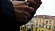 """Promocja"" perfum na ulicach Brodnicy"