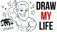 DRAW MY LIFE - Dakann z Mediakraft