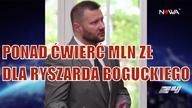 """264 tys. zł zadośćuczynienia – tyle otrzyma Ryszard Bogucki, który został prawomocnie uniewinniony od zarzutu nakłaniania do zabójstwa gen. Marka Papały. Zadośćuczynienie to rekompensata za czas spędzony w areszcie w związku ze sprawą.  Sąd Okręgowy w Warszawie nieprawomocnie uwzględnił w części wniosek Boguckiego. Mężczyzna domagał się 9 mln zł zadośćuczynienia za spędzenie w areszcie 9 lat życia – miał status więźnia niebezpiecznego. Pobyt Boguckiego za kratami był związany ze sprawą zabójstwa gen. Papały.  Prawnicy Boguckiego twierdzą, że ich klient był pozbawiany snu, męczono go głośną muzyką, a także skazano na osamotnienie w jednoosobowej celi, co zaowocowało pojawieniem się stanów lękowych.  Ryszard Bogucki odsiaduje wyrok 25 lat więzienia za udział w zabójstwie szefa gangu pruszkowskiego Andrzeja Kolikowskiego ps. Pershing (doszło do niego w 1999 roku).  W sprawie """"Pershinga"""" Boguckiego aresztowano w 2001 r., zaś w sprawie gen. Papały areszt stosowano od lutego 2003 r. do kwietnia 2012 r. W 2003 r. Bogucki usłyszał wyrok w sprawie """"Pershinga"""". W sprawie udziału w zabójstwie Papały warszawski sąd uniewinnił go w 2013 r."""