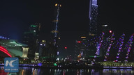 W chińskim mieście Guangzhou podczas forum ekonomicznego Fortune Global Forum 2017 zorganizował pokaz dronów, ustanawiając tym samym nowy rekord świata. Na niebie wznosiło się 1080 dronów, które kontrolowały jeden operator.