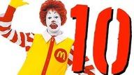 """Poprzedni odcinek o McDonald's zdobył już ponad milion wyświetleń. Z tego powodu postanowiłem przedstawić wam 10 szokujących i obrzydliwych faktów na temat McDonalda.   WEŹ UDZIAŁ W KONKURSIE:   Wraz z kanałem Mediakraft Polska organizujemy konkurs. By wziąć w nim udział musicie Zasubskrybować kanał Mediakraft Polska - https://www.youtube.com/user/MediakraftPolska Odpowiedzieć na pytanie """"Czym jest syndrom jerozolimski?"""" + dopisać swój rozmiar (S/M/L/itd.) + pseudonim na youtube.  Odpowiedzi wysyłacie na adres top10konkurs@gmail.com do 5 listopada, wyniki będą ogłoszone na fanpage'u 12 listopada. 2 osoby zostaną nagrodzone bluzą Topowej Dychy.   ⓾ ⓽ ⓼… Odliczanie czas zacząć! Dyszka faktów, ciekawostek lub po prostu informacji, które raz cię rozbawią, a kiedy indziej wzruszą do łez. Od teorii konspiracyjnych, przez nietypowe wydarzenia, aż do najdziwniejszych wynalazków.  ☠  KONIECZNIE ZOBACZ MÓJ KANAŁ O HISTORII - https://www.youtube.com/channel/UCui1FNByj0e9FLgb0cvzd2w  ☠  Ⓢ Subskrybuj kanał: https://www.youtube.com/user/topowadycha ⓕ Polajkuj facebooka: http://www.facebook.com/TopowaDychaPL Ⓘ Sprawdź mój Instagram: https://instagram.com/topowadycha/  ☠  Obczaj również najciekawsze PLAYLISTY:  ❶ Historia http://goo.gl/f38lpq ❷ Niecodzienne historie http://goo.gl/qjfudU ❸ Konflikty http://goo.gl/skUwHR   ☠  Program jest oficjalną polską wersją językową serii Alltime10s.  -- http://www.mediakraft.pl/ https://www.facebook.com/MediakraftPolska https://instagram.com/mediakraftpolska https://twitter.com/mediakraftpl https://www.youtube.com/user/Mediakraftpolska  Film wyprodukowany przez: Mediakraft PL Sp. z o.o. ul. Nowy Świat 60/8, 00-357 Warszawa Managing Directors: Levent Gültan, Ryan Socash Mediakraft PL Sp. z o.o. is a subsidiary of Mediakraft Networks GmbH"""